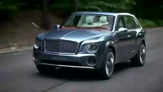 [Video] Chi&#234;m ngng Bentley EXP 9 F mu SUV si&#234;u sang